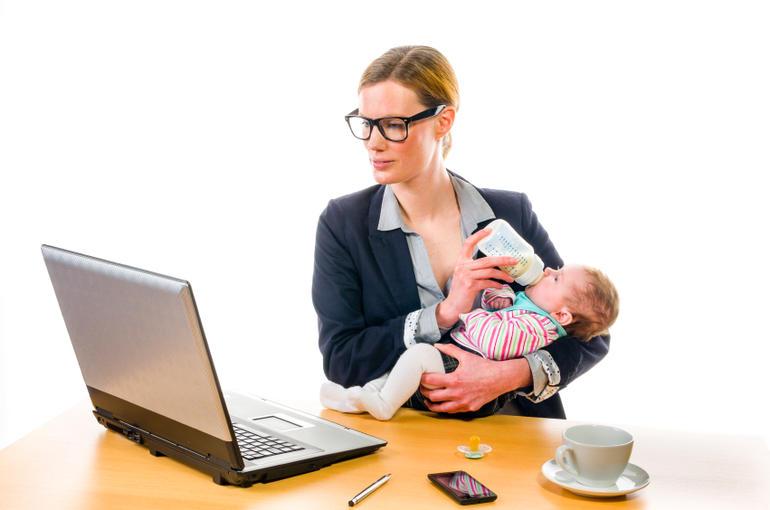 ¿Están las prestaciones por maternidad exentas de IRPF?