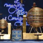 """Sorteo de El Gordo de la loteria en Madrid 588/cordon press  draw for Spain's Christmas Lottery """"El Gordo"""" in Madrid December 22, 2015"""